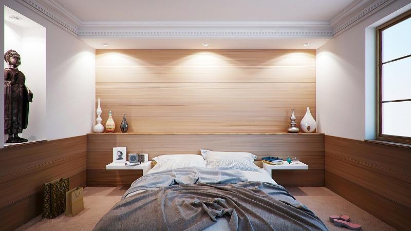 Vivere appieno la camera da letto | THNDR.IT